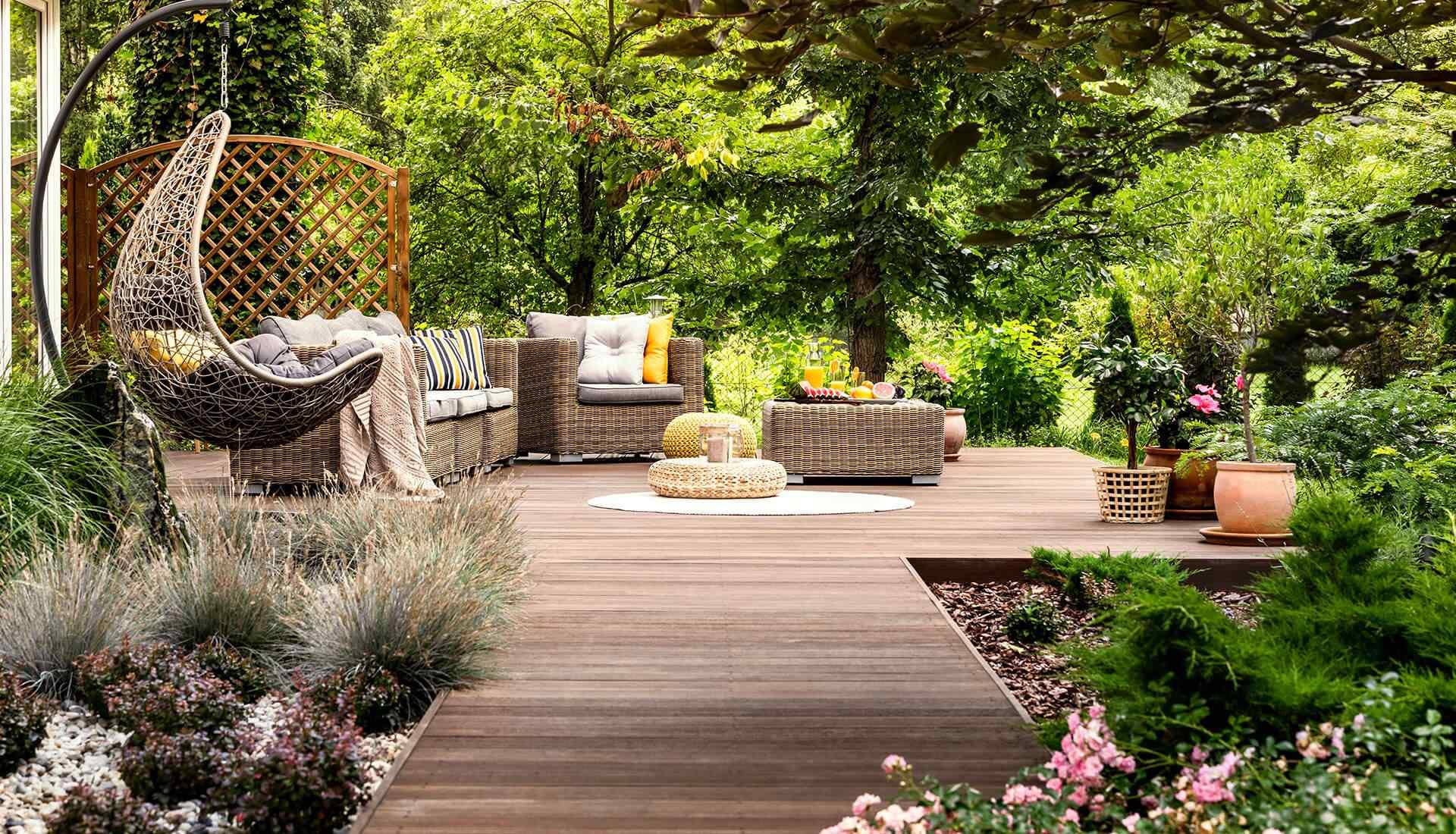 arredo giardini e terrazzi
