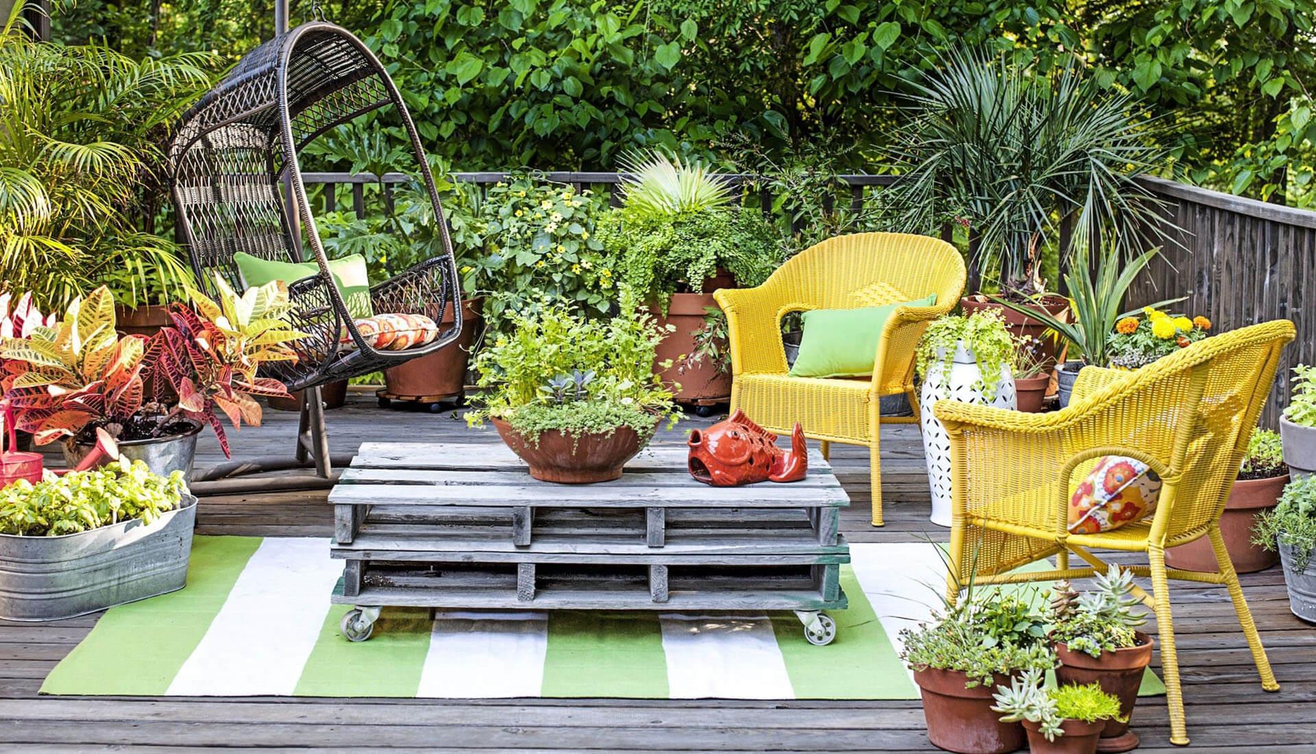 Meraflor arredo giardini e terrazzi